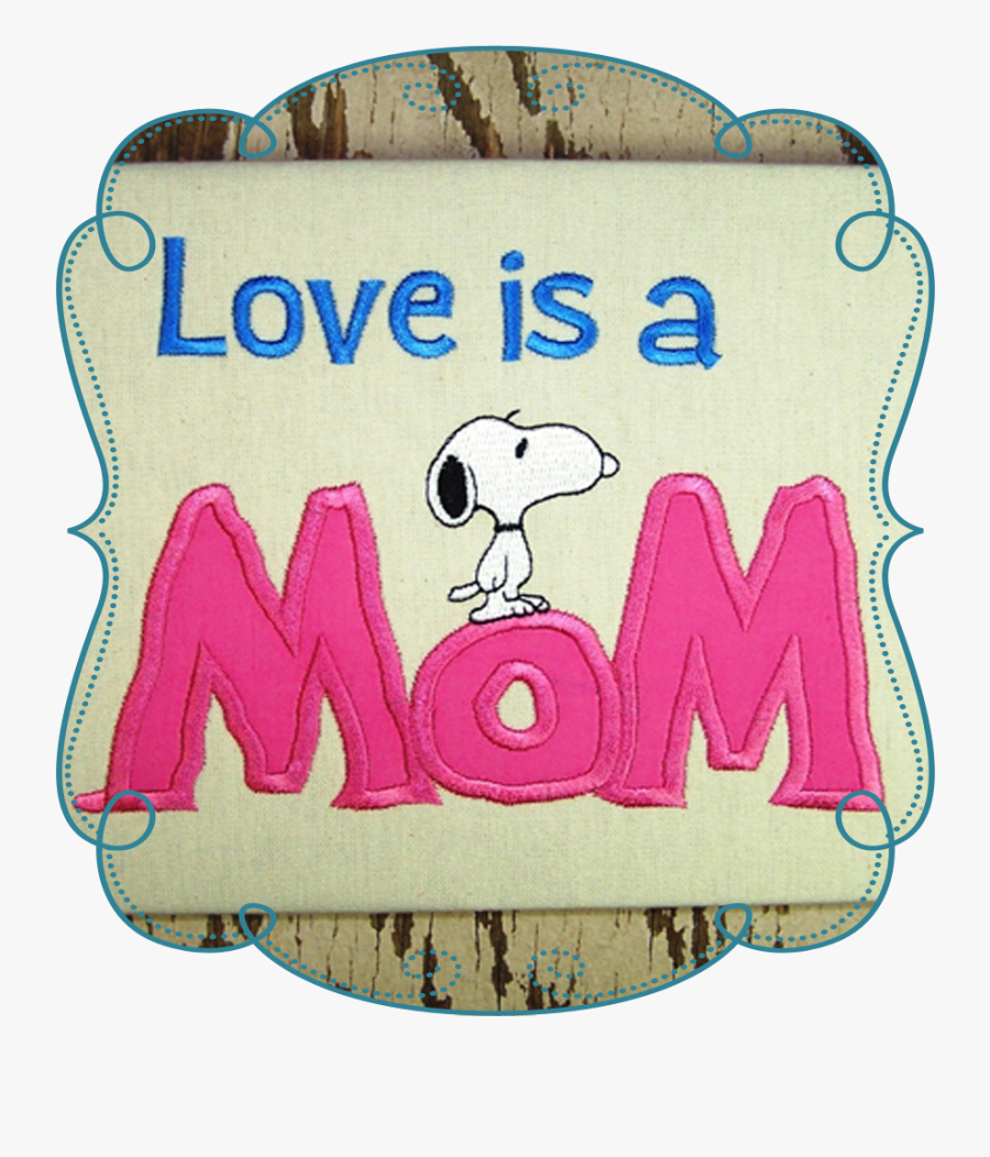 Snoopy Applique Snoopy, Snitch, Art, Home Decor, Peanuts,, Transparent Clipart