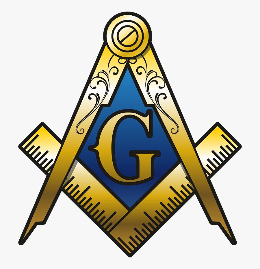 Masonic Symbol Clip Art - Free Mason Logo, Transparent Clipart