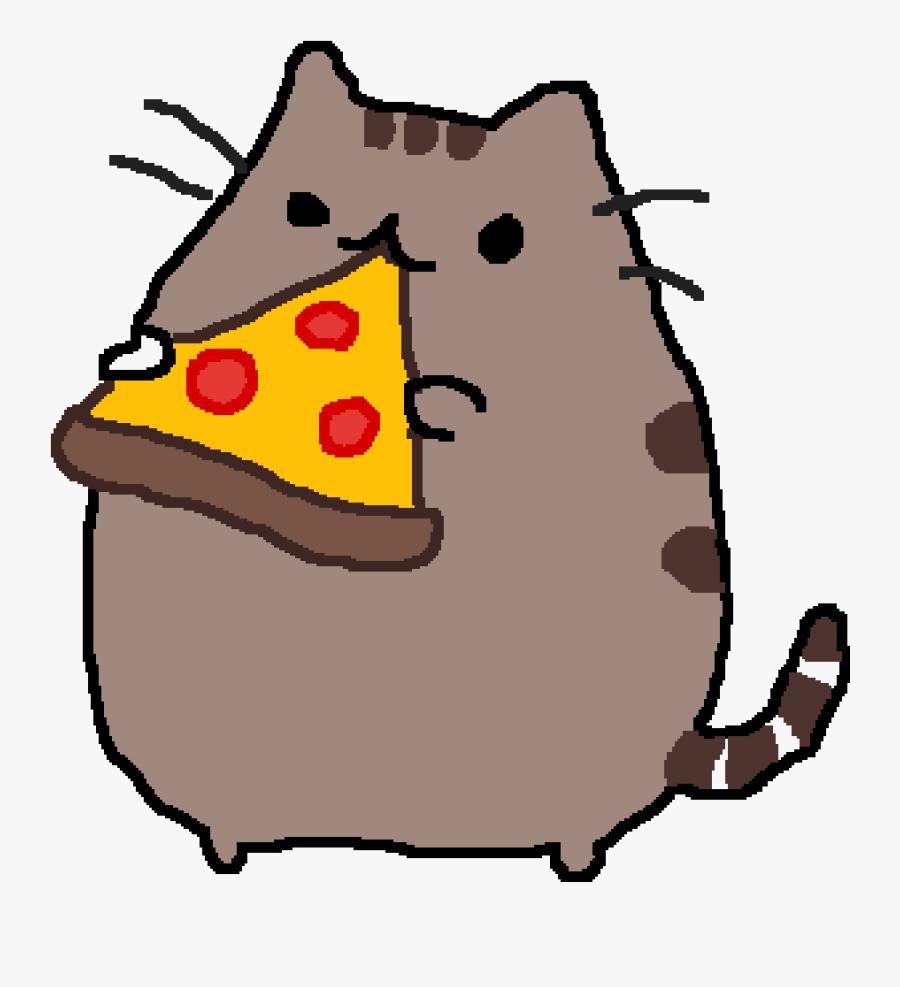 Pusheen Cat Gif Cartoon, Transparent Clipart