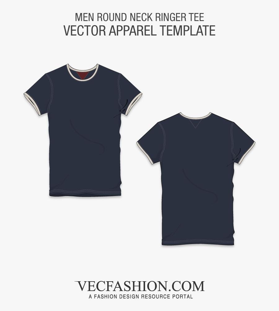 Vector Tee Template - Polo Shirt Template Women, Transparent Clipart