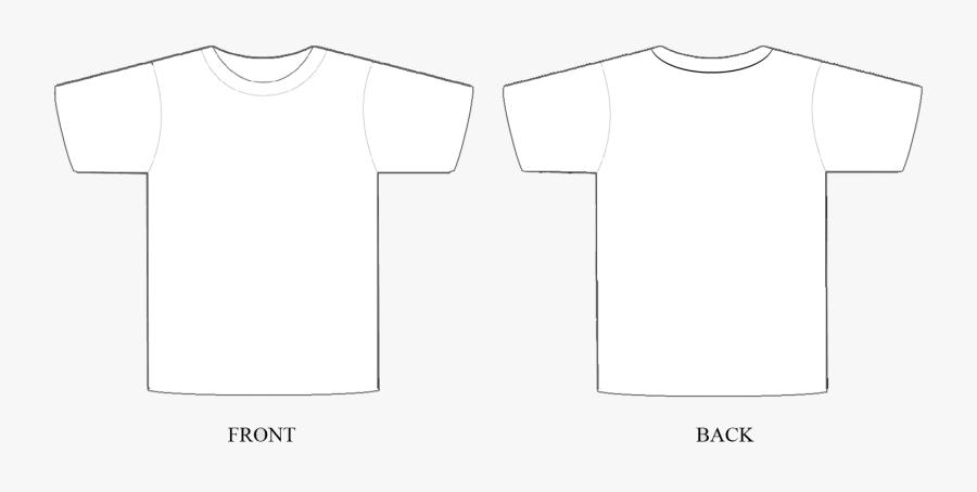 T Design Template Datariouruguay - T Shirt Template Adobe Photoshop, Transparent Clipart