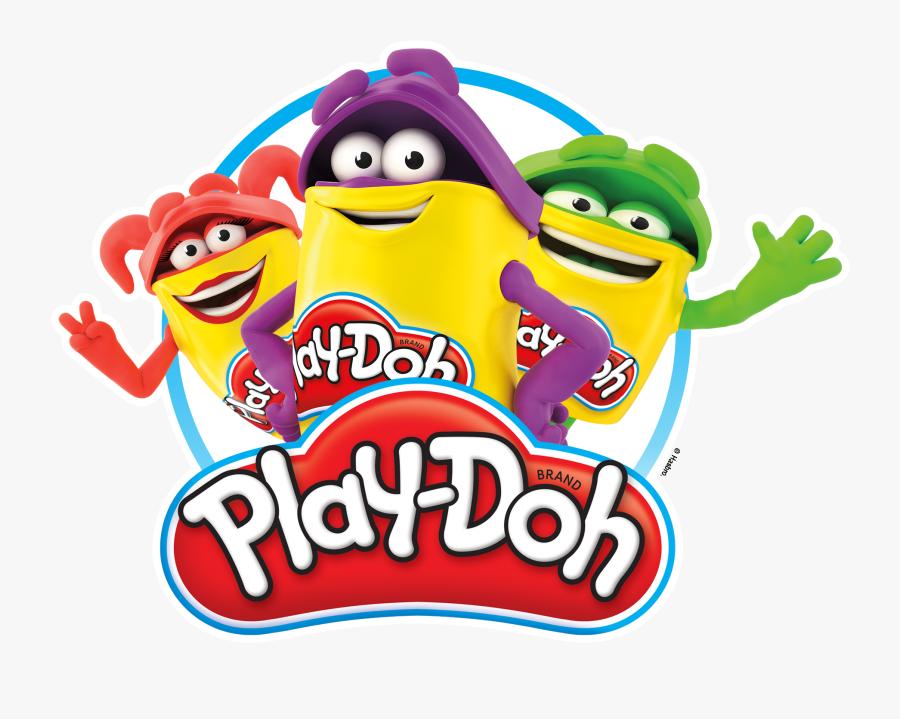 Doh Clipart Kid - Play Doh Birthday Sticker, Transparent Clipart