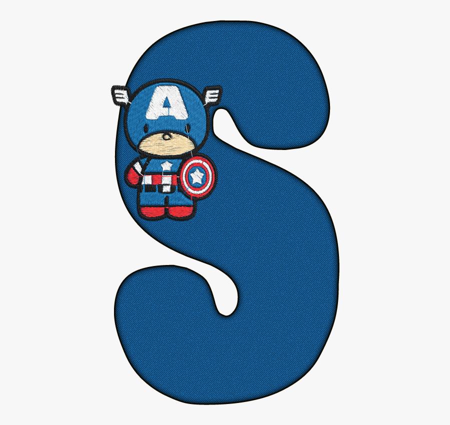 Captain America Chibi, Transparent Clipart
