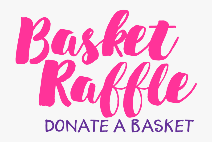 Raffle Basket Donations Needed, Transparent Clipart