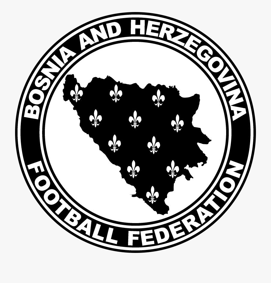 Transparent Herz Clipart - Bosnia And Herzegovina National Football Team, Transparent Clipart