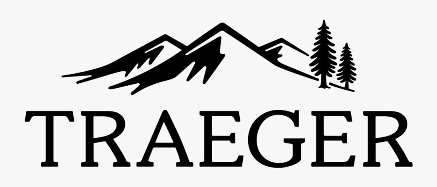 Traeger - Traeger Grills Logo Vector, Transparent Clipart
