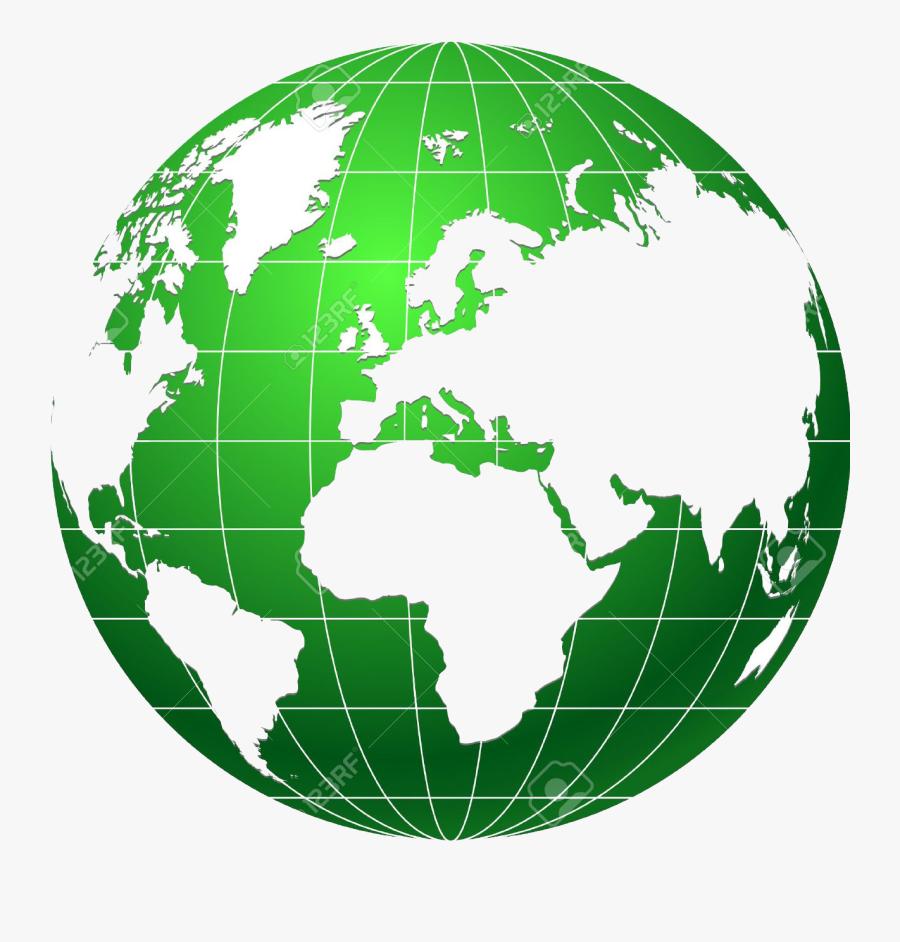 Transparent Earth Vector Png, Transparent Clipart