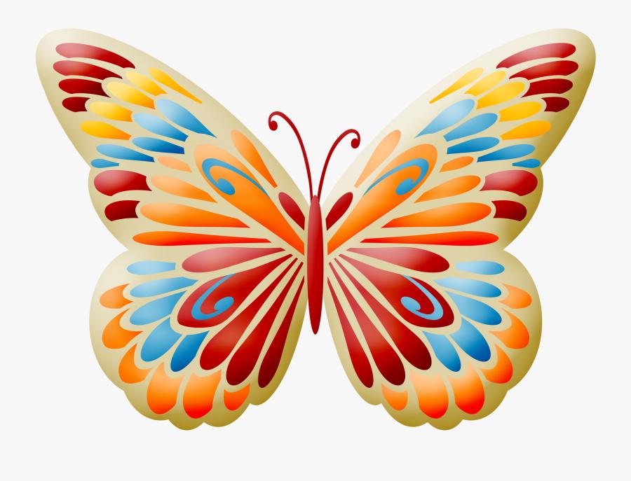 Mariposa De Bichos, Transparent Clipart