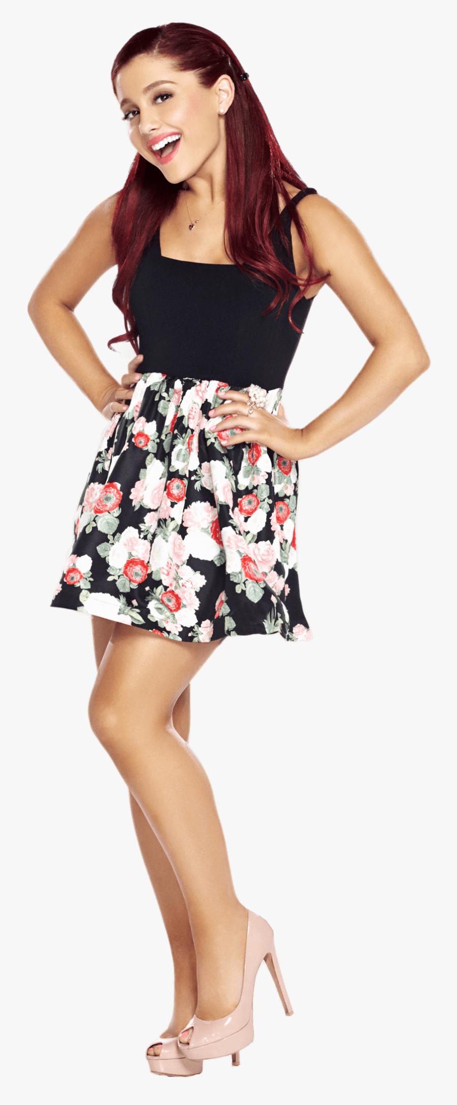 Ariana Grande Clipart Foot - Ariana Grande Fond Transparent, Transparent Clipart