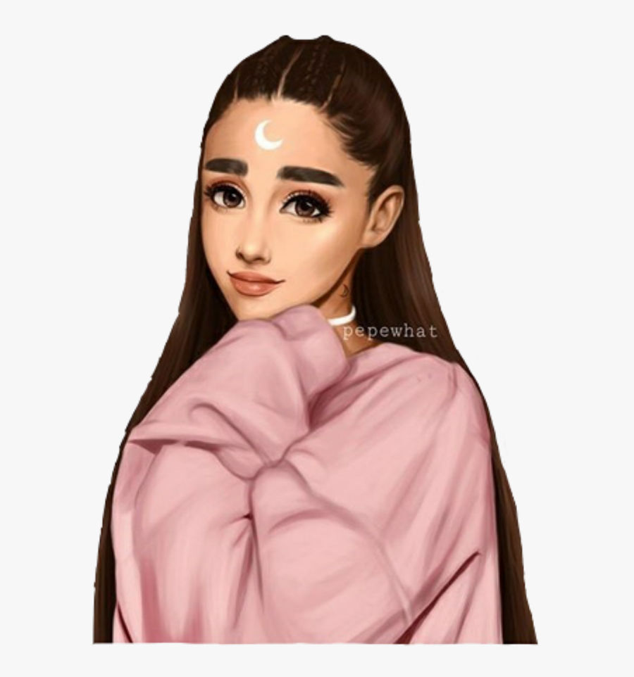 Transparent Ariana Grande Dangerous Woman Png - Ariana Grande Fan Art, Transparent Clipart