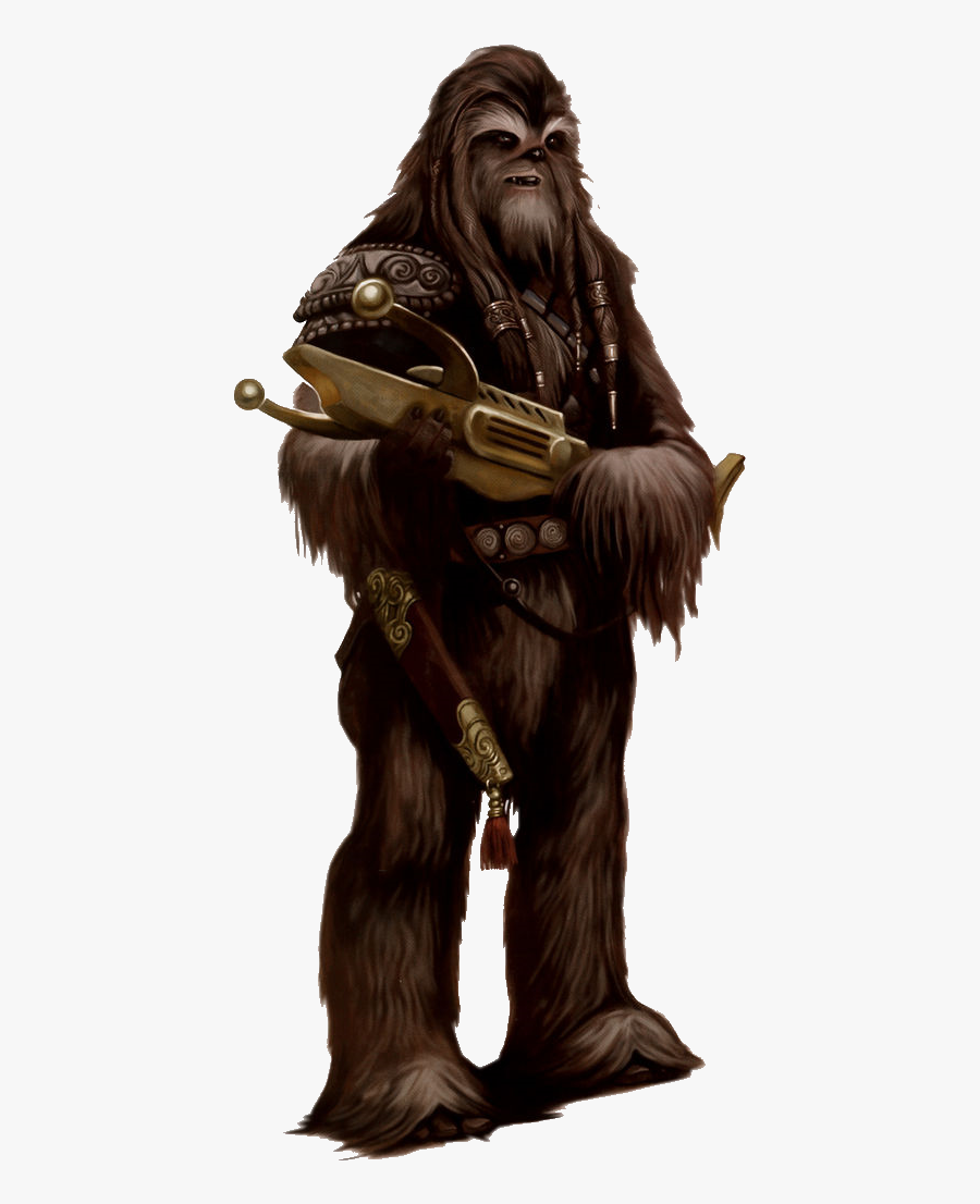 Star Wars Wookie Png, Transparent Clipart
