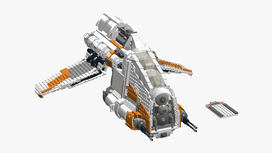 Star Wars Ship Png - Lego Star Wars Ship Ideas, Transparent Clipart