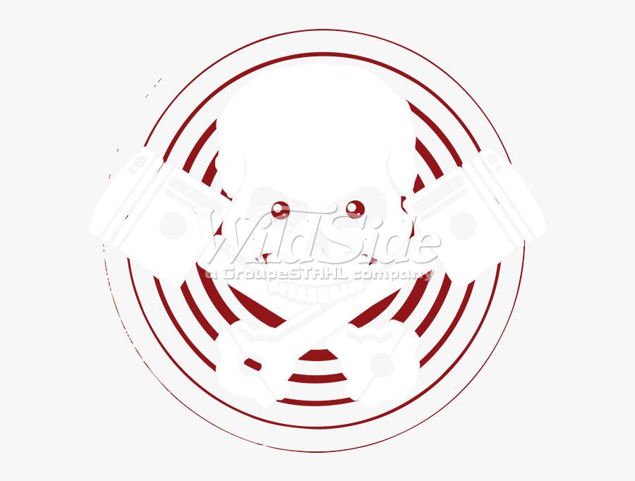 Transparent Biker Skull Png - Skull, Transparent Clipart