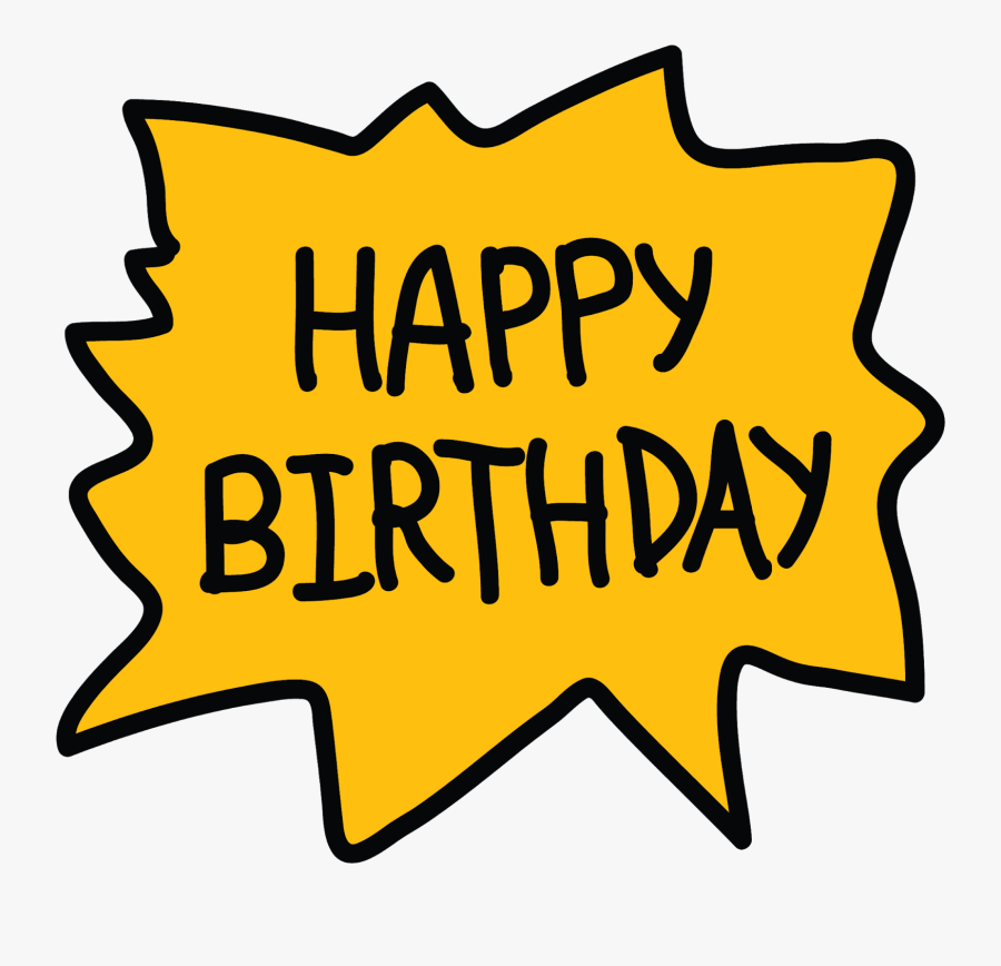 Birthday Cake Graphics Clip Art - Стикеры В Телеграм С Днем Рождения, Transparent Clipart