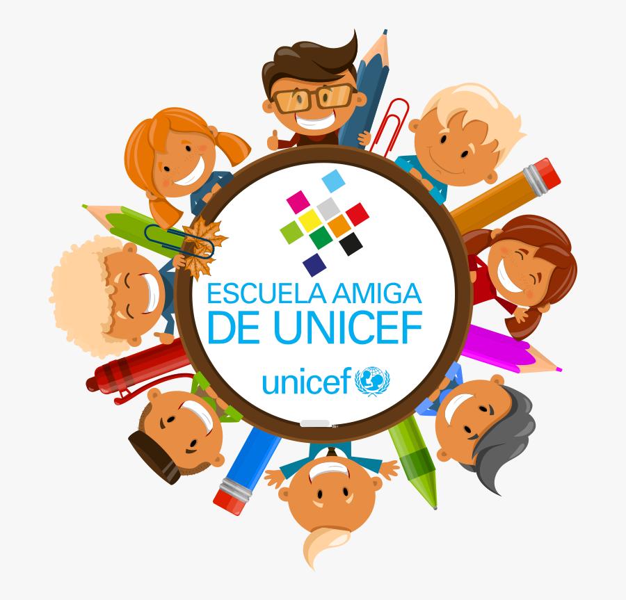 Fem School Escuela Amiga De Unicef - Student Council Clipart Transparent, Transparent Clipart