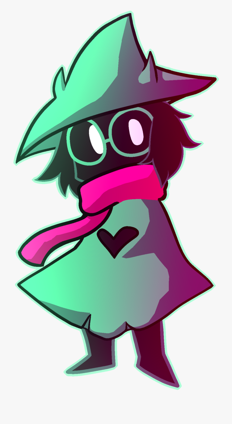 Transparent Sonic Hat Png - Baby Ralsei, Transparent Clipart
