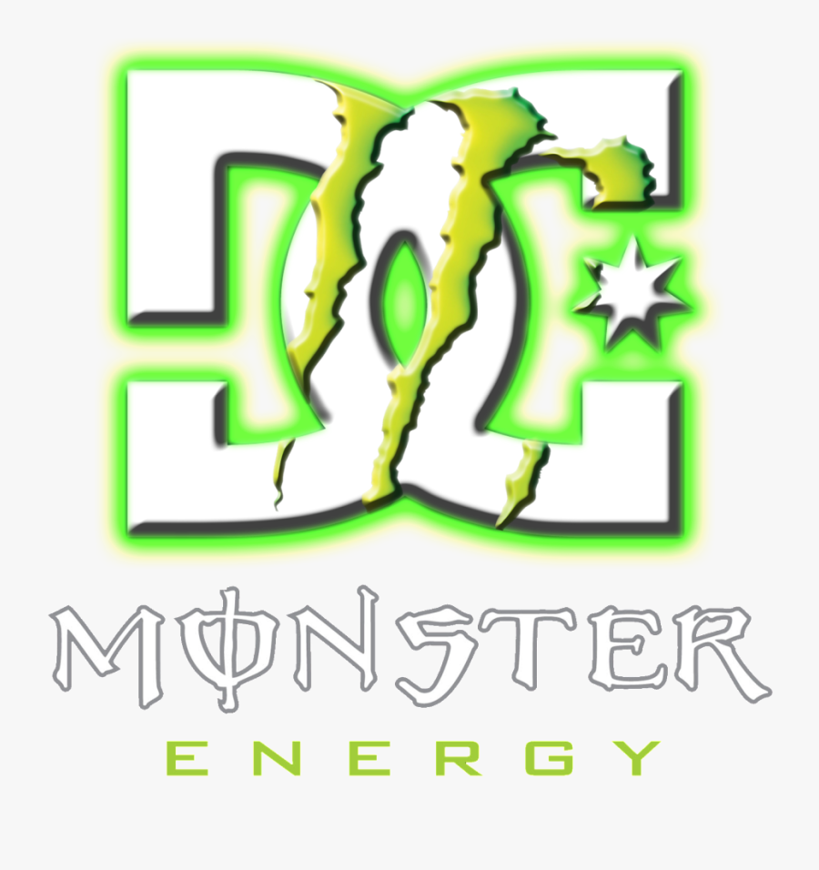 Wallpapers Dc Shoes Monster Energy Png Picture By Cepunk - Dg Monster Energy Logo Png, Transparent Clipart