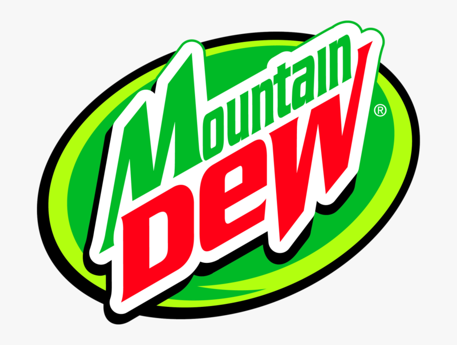 Mountain Dew Logo Png, Transparent Clipart