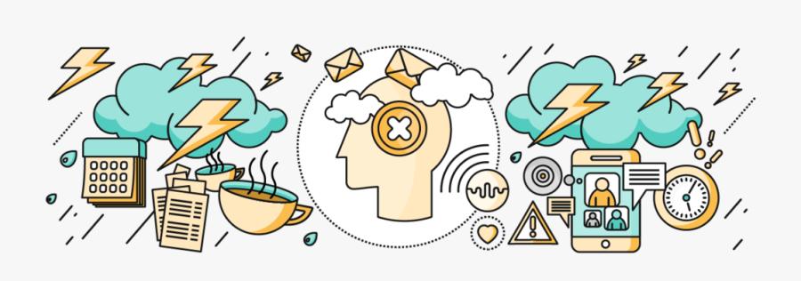 Emotional Health Trends In The Workplace - Diagnostico En La Psicologia, Transparent Clipart