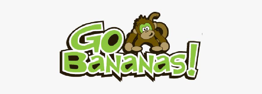 Go Bananas Brambleton, Transparent Clipart