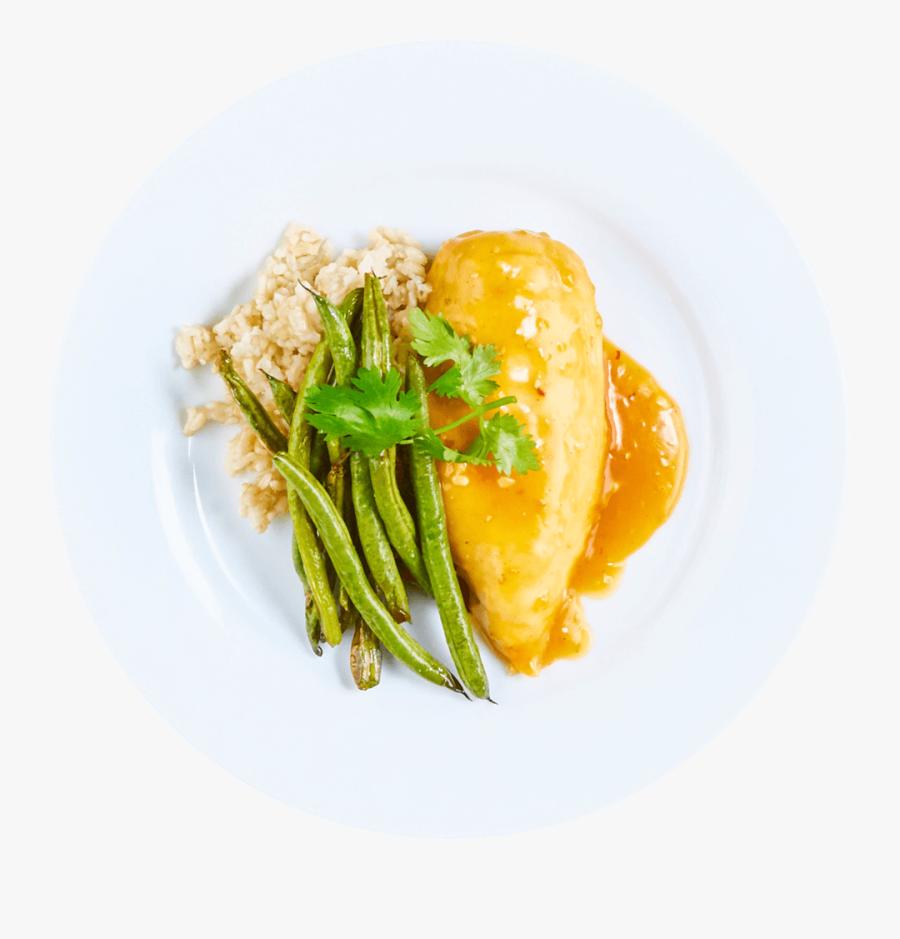 Serve & Enjoy - Fried Egg, Transparent Clipart