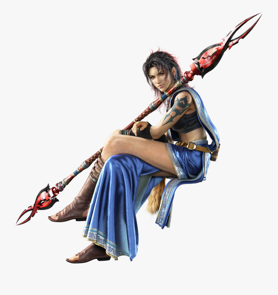 Final Fantasy Png Clipart - Oerba Yun Fang, Transparent Clipart