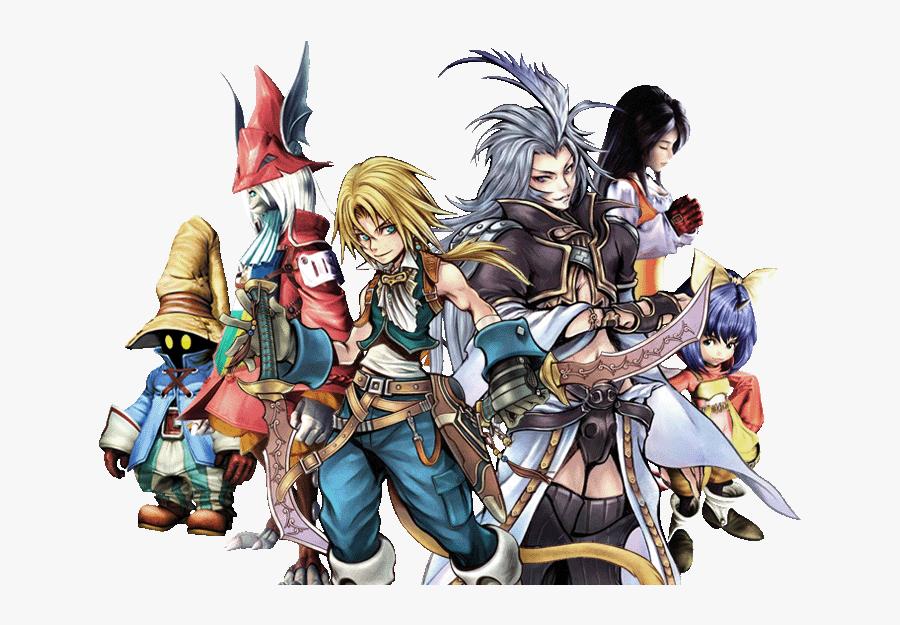 Final Fantasy Ix Playstation Final Fantasy Viii Lightning - Final Fantasy 9, Transparent Clipart