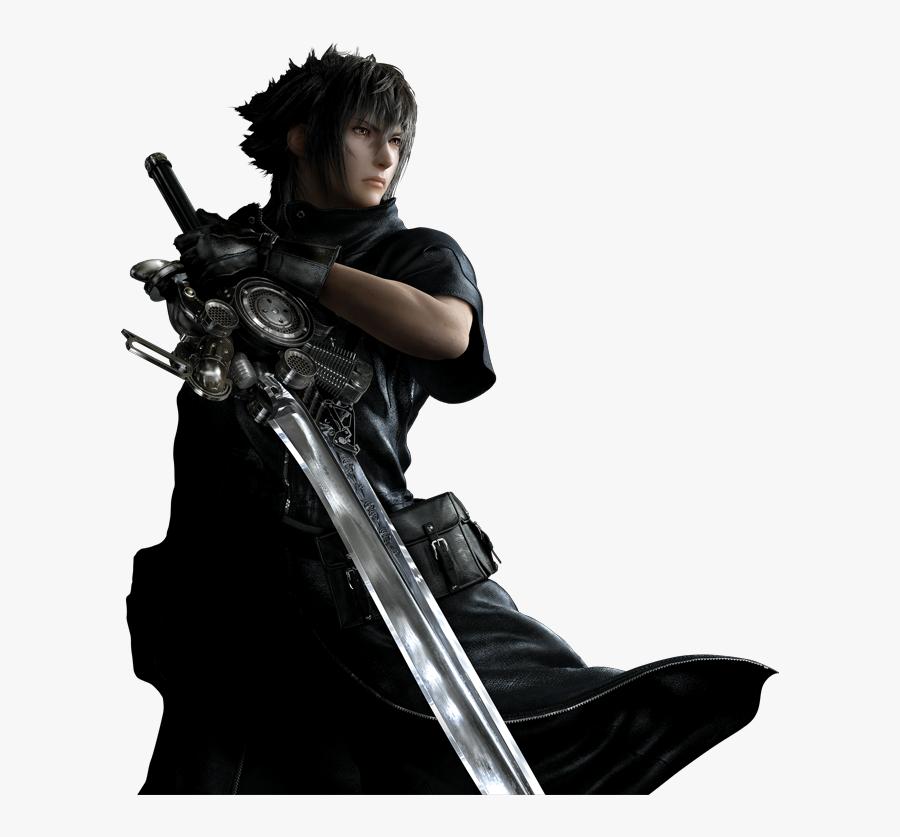 Final Fantasy Png - Final Fantasy Engine Blade, Transparent Clipart