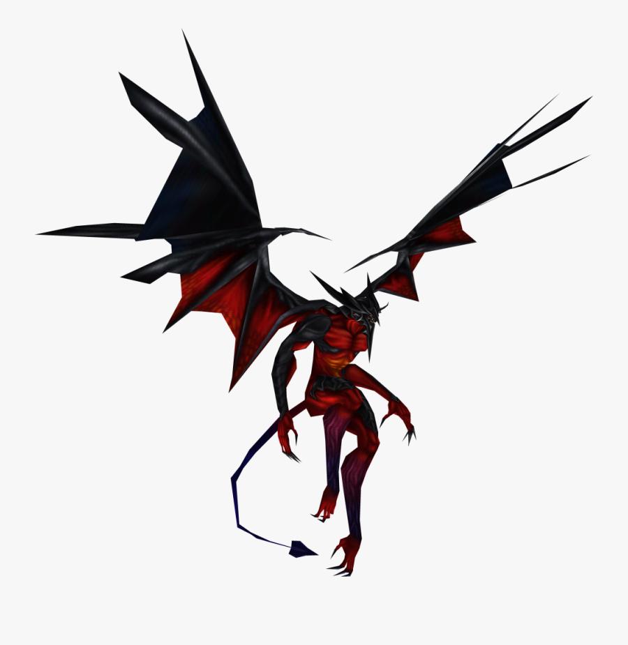 Demon Clipart Diablo - Diablos Final Fantasy Viii, Transparent Clipart