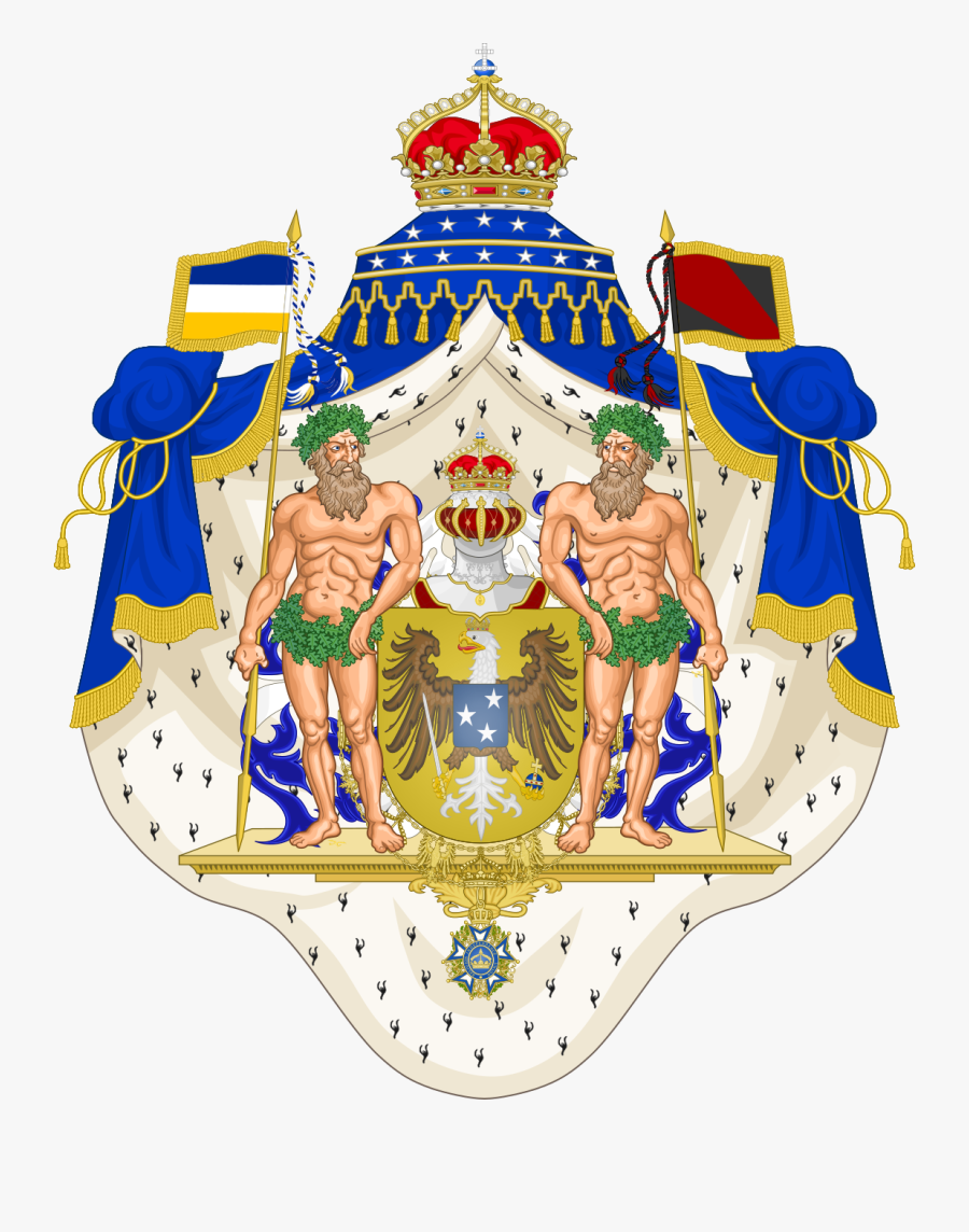 Nac Great Coat Of Arms - Great Coat Of Arms, Transparent Clipart