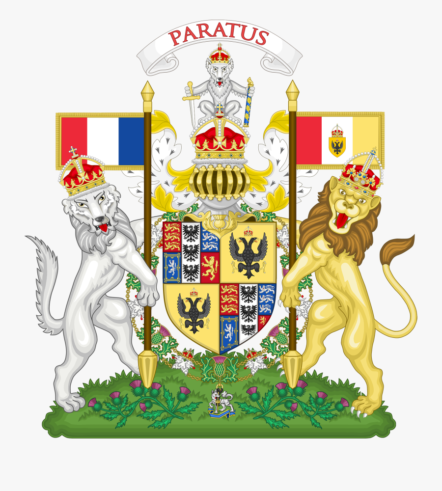 Compartment Coat Of Arms, Transparent Clipart