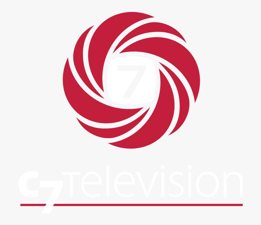 Community Seven Television - Graphic Design, Transparent Clipart