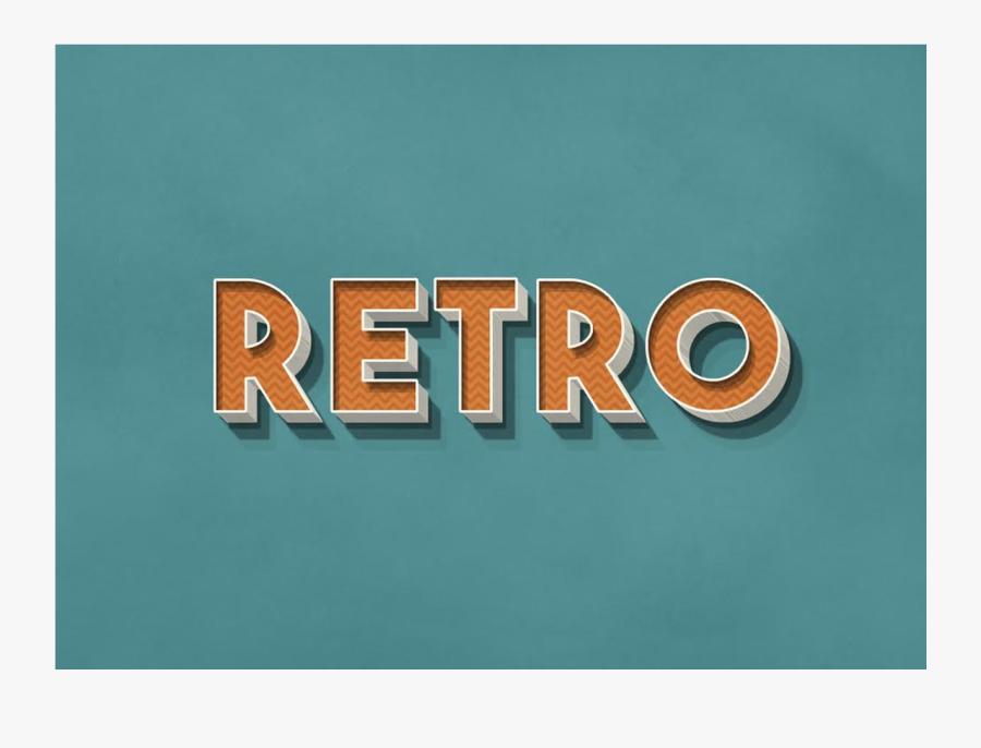 Clip Art Adobe Illustrator Text Effects - Poster, Transparent Clipart