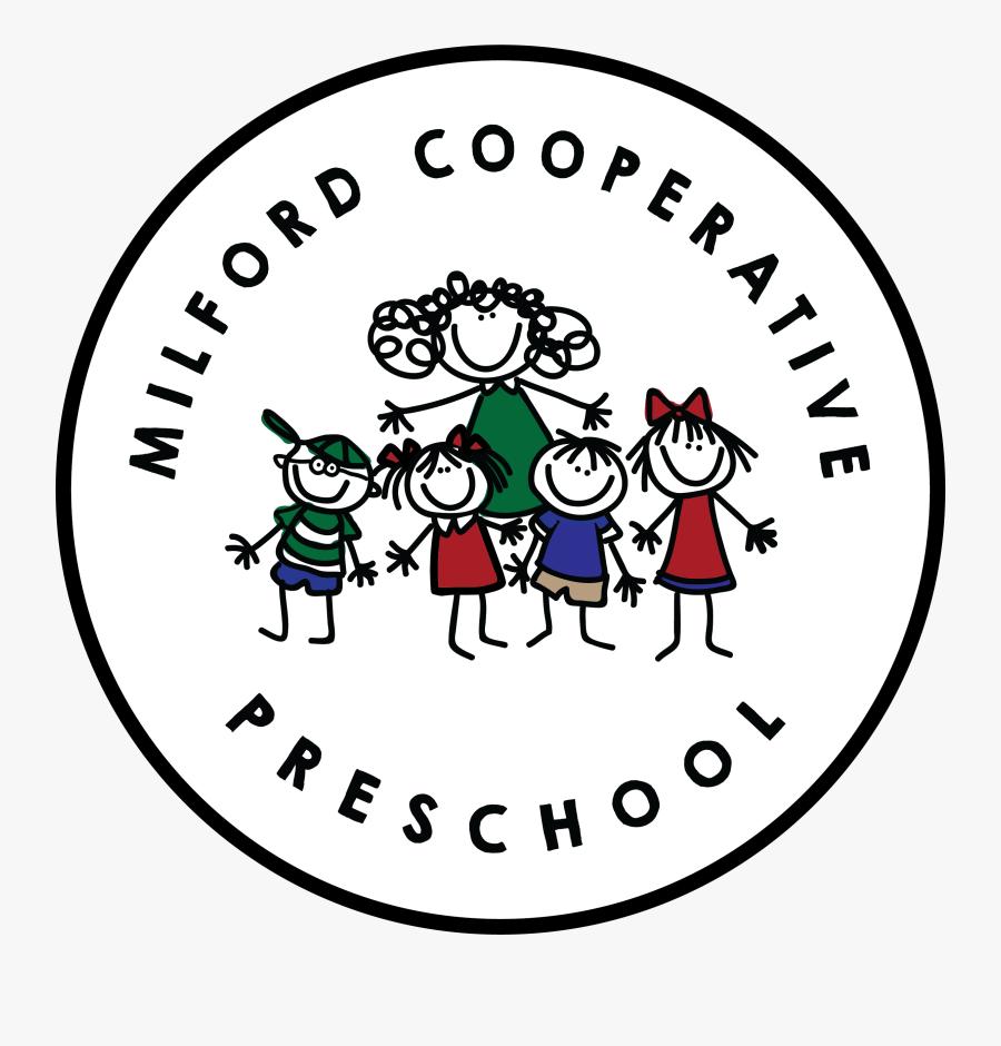 Milford Cooperative Preschool - Cartoon, Transparent Clipart
