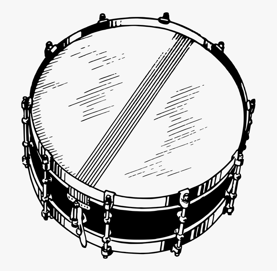 Snare Drum Vector Clipart Image - Snare Drum Clipart Png, Transparent Clipart