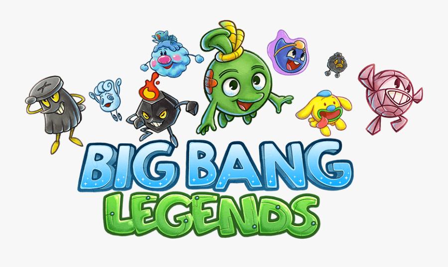 Big Bang Legends, Transparent Clipart