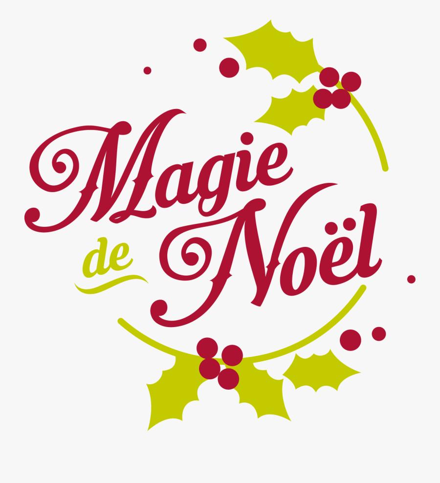 Magie De Noel St Hyacinthe, Transparent Clipart