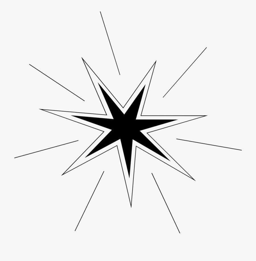 Free Stock Photo - Star With White Background, Transparent Clipart