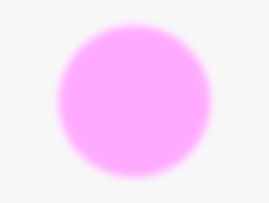 Fuzzy Pink Heart Clip Art At Clker Com Vector Clip - Pink Fuzzy Circle, Transparent Clipart