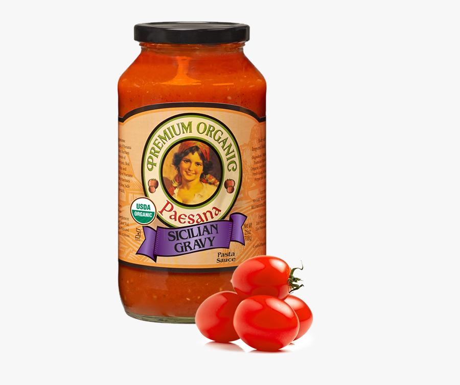 Paesana Pasta Sauce 25 Ounce, Transparent Clipart