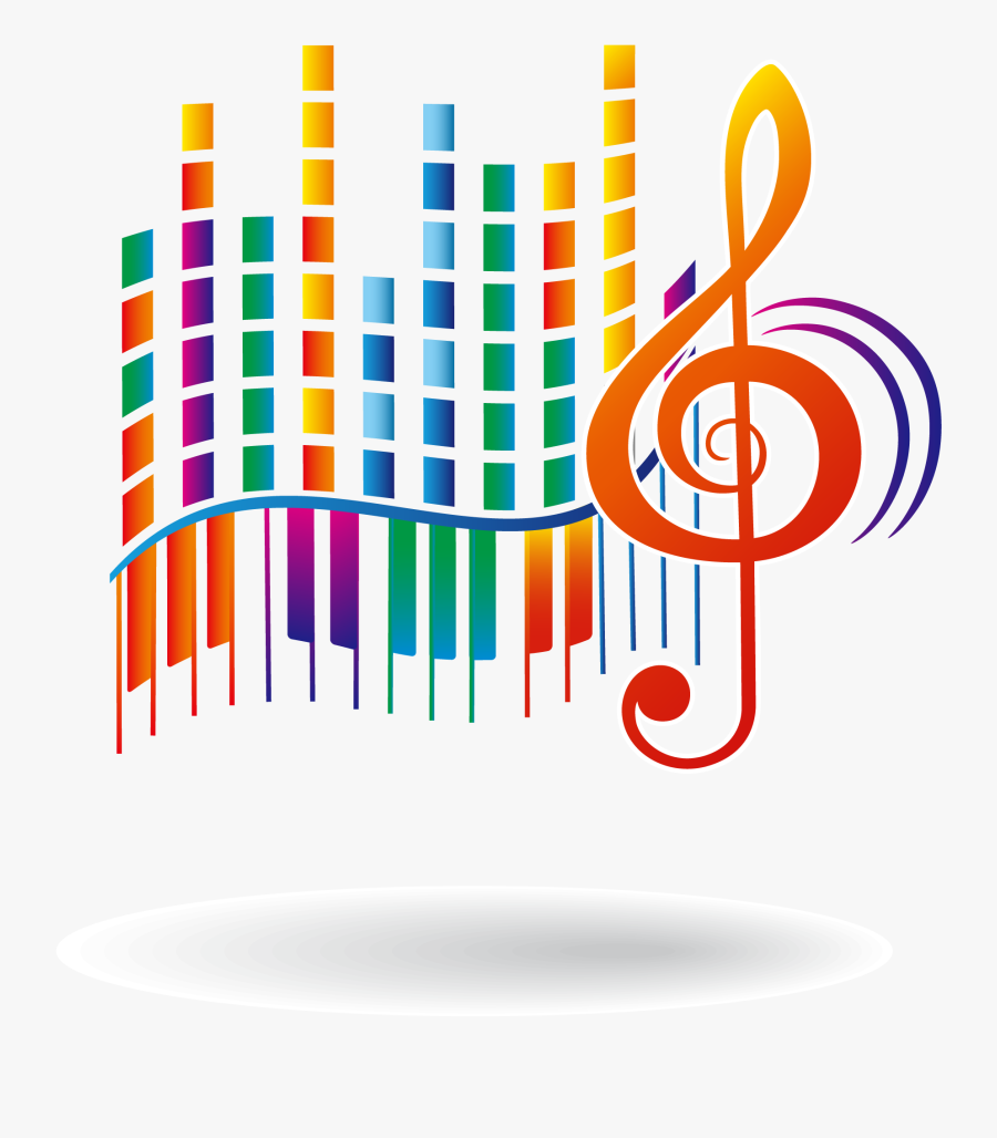 Musical Instruments Wall Stickers , Transparent Cartoons - Music Instrument Wall Stickers, Transparent Clipart