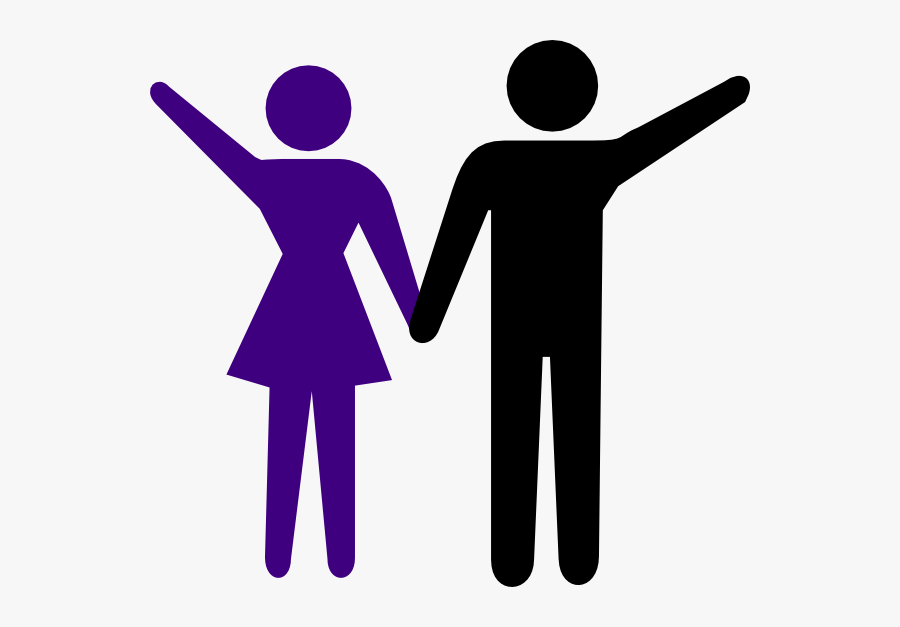 Boy And Girl Clipart, Transparent Clipart