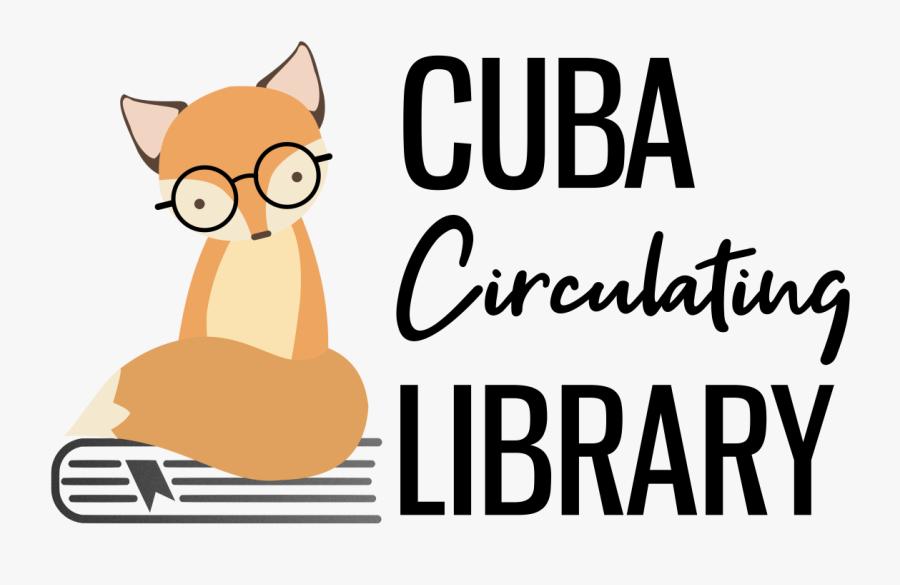 Cuba Circulating Library - Cartoon, Transparent Clipart