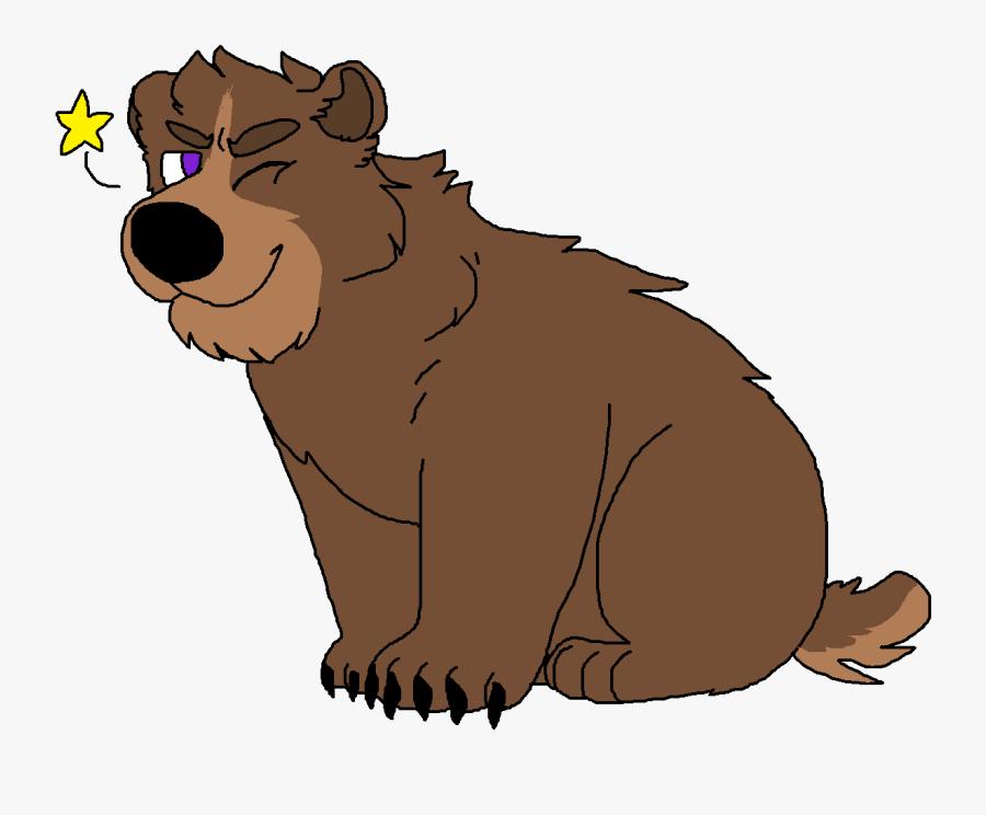 Grizzly Bear Clipart Transparent - Brown Bear, Transparent Clipart