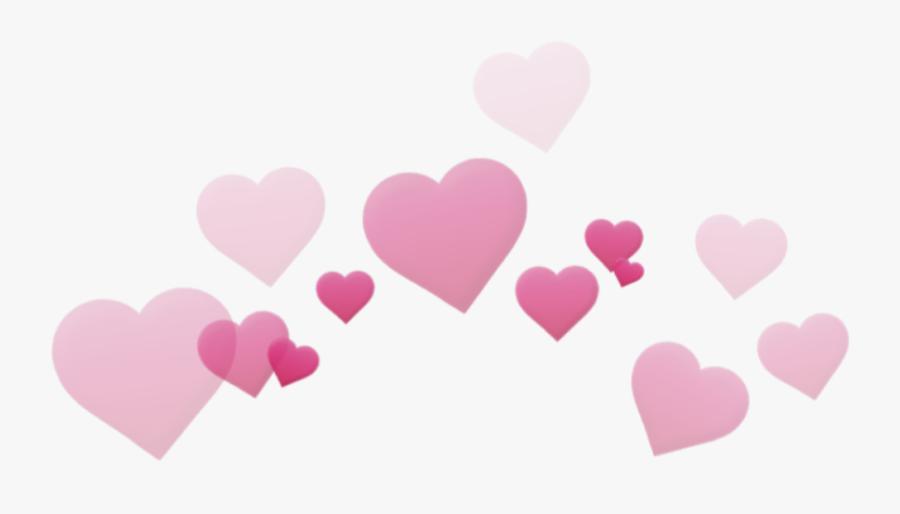 Kingdom Hearts Crown Transparent - Aesthetic Transparent Heart Crown Png, Transparent Clipart