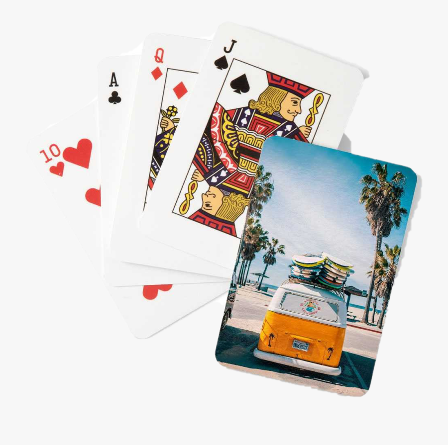Cards Png Background - Playing Cards, Transparent Clipart