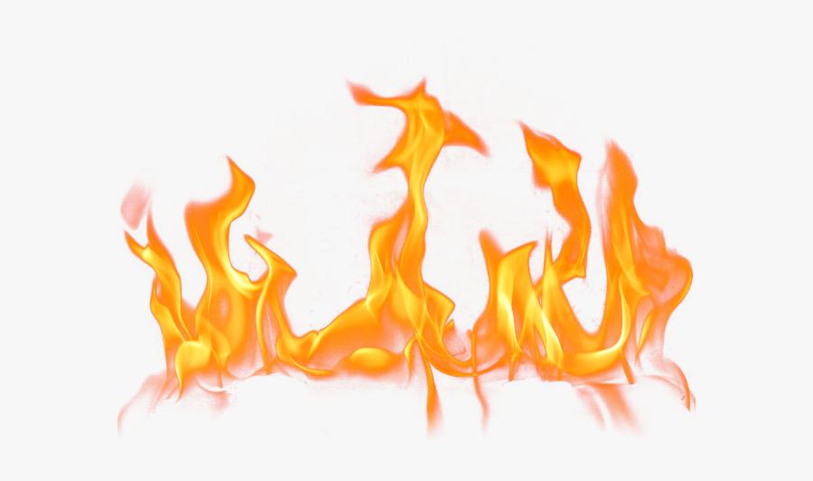 Fire Thumbnail Effect Png, Transparent Clipart