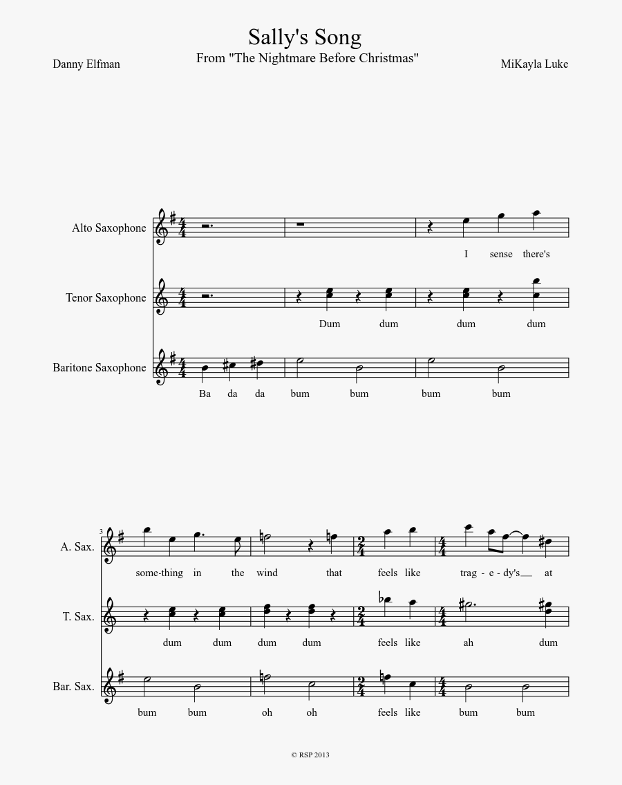 Alto Sax Song Of Storms Sheet Music Free Transparent Clipart Clipartkey