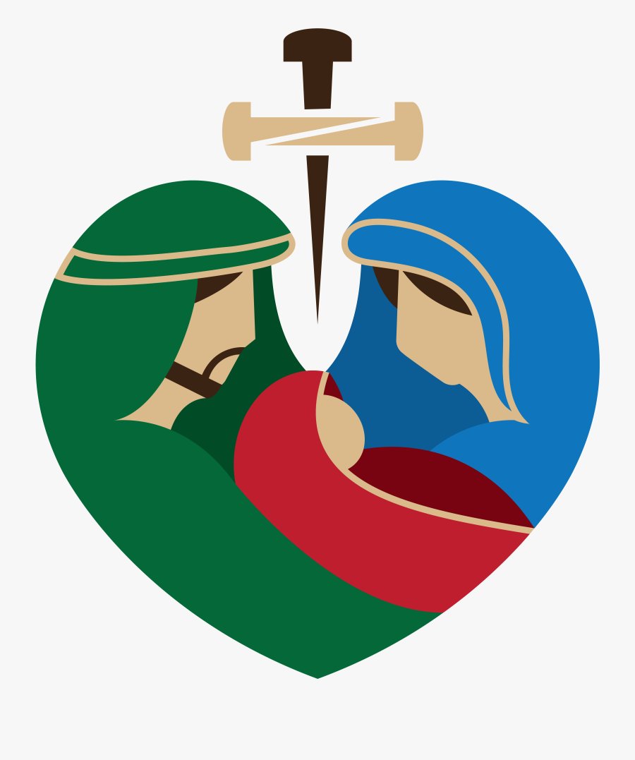 Holy Family Clipart