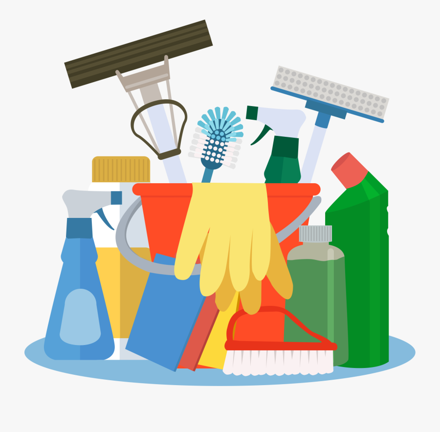 Housekeeping Clipart Thank You - Cleaning Png, Transparent Clipart